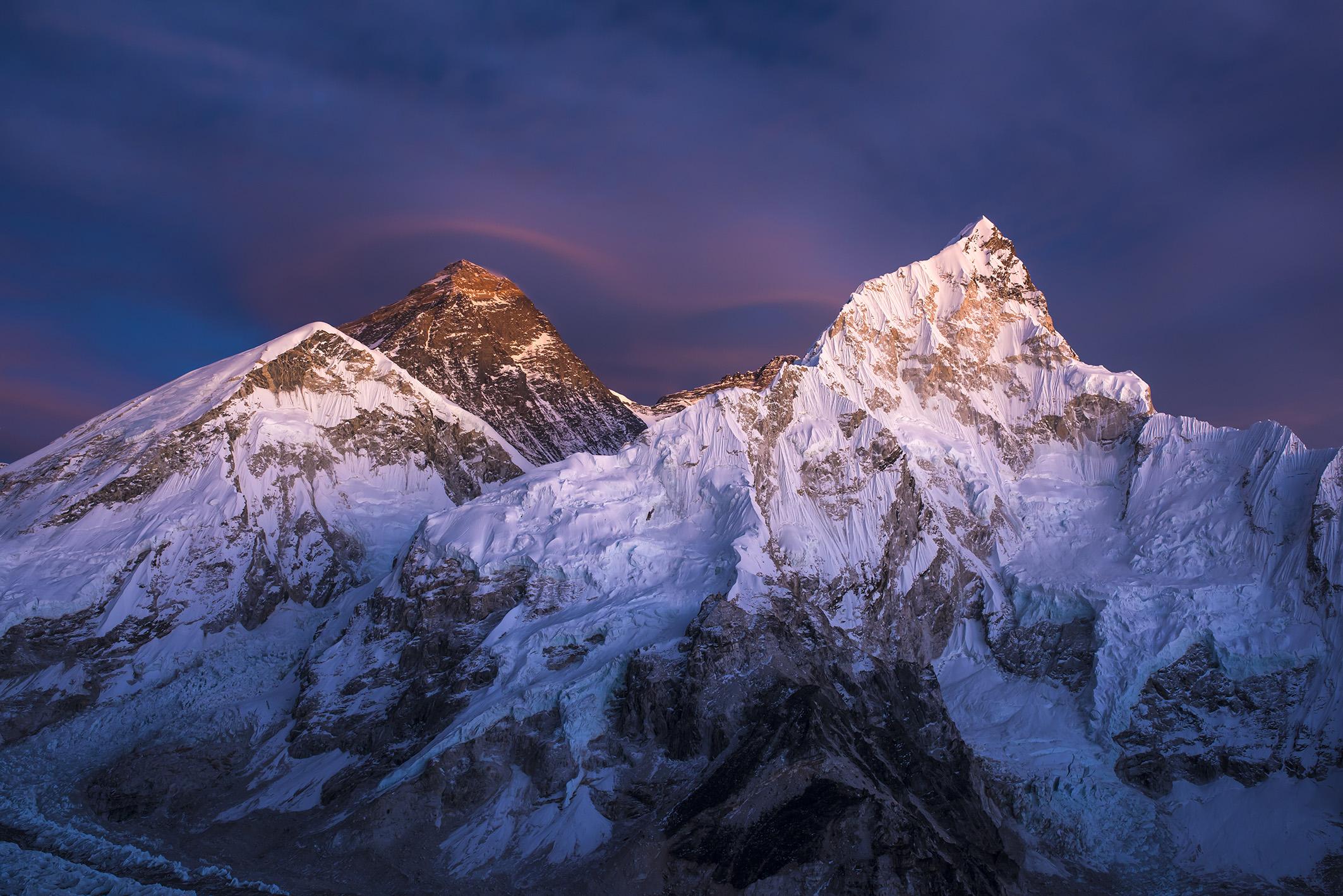 Berge Himalaya