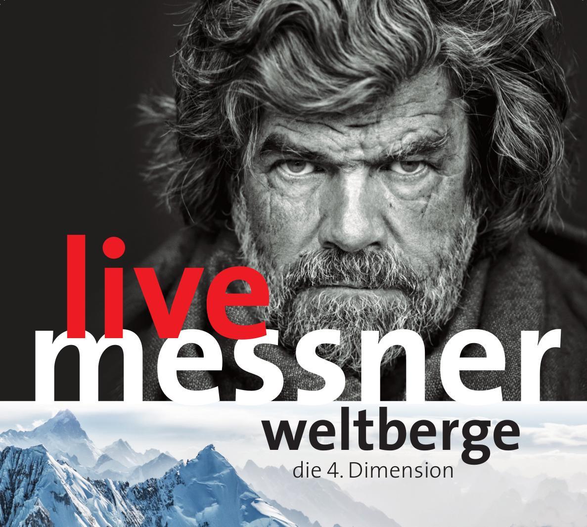 Blickpunkt Erde Reinhold Messner H Bitesnich